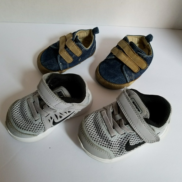 Nike \u0026 Fabric Upper Shoes | Baby Boy